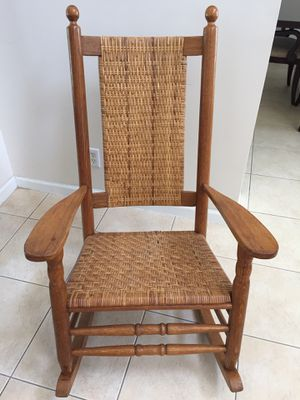 Fabulous New And Used Rocking Chair For Sale In Parkland Fl Offerup Pdpeps Interior Chair Design Pdpepsorg