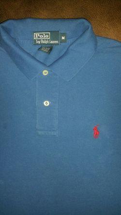 Men's medium Polo Thumbnail