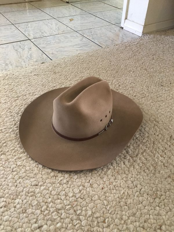 691512109ef96 4 Stetson cowboy hats price per each negotiable for Sale in ...