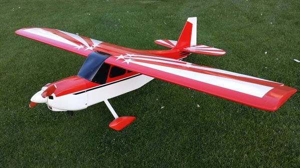 a972ebd14 Dynaflite Super Decathlon rc plane for Sale in Scottsdale