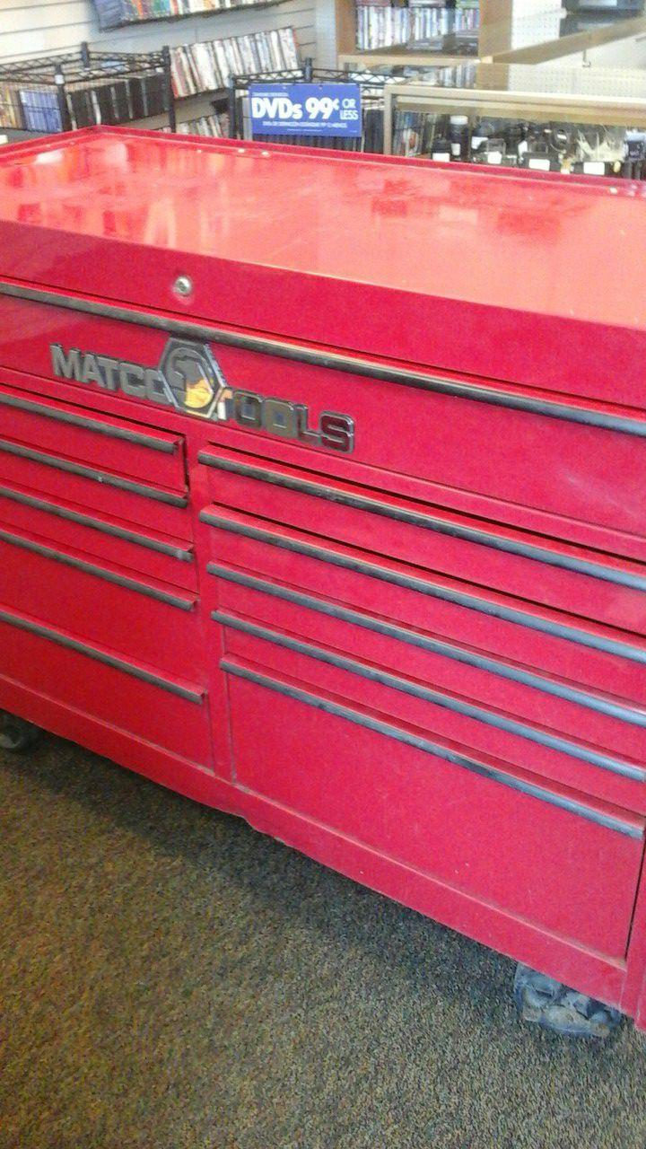 Matco Pro-formance series tool box