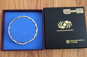 Korean Jeju Magma Bioenergy bracelet for Sale in Arlington, VA