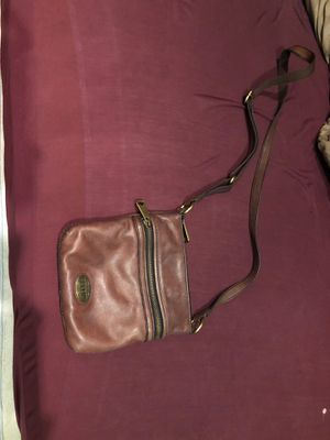 Photo Fossil - Authentic Leather Purse