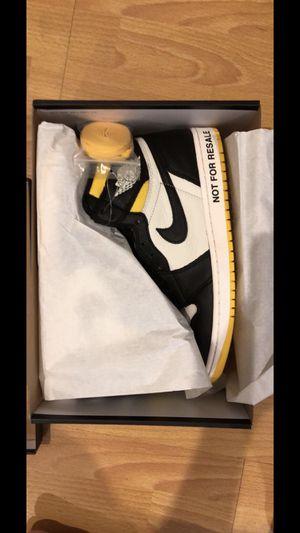 Jordans not for resale 1s for Sale in Washington, DC