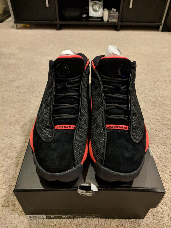 79cca629be0 DS sz 9 CLOT x Nike Jordan XIII retro low NRG Infrared for Sale in ...