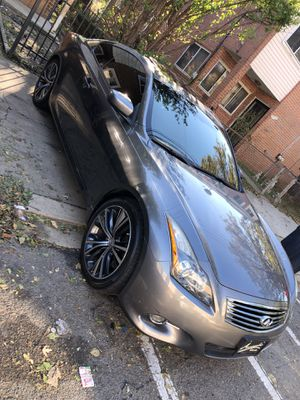 2011 Infinity G37 for Sale in Washington, DC