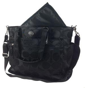 coach diaper bag for Sale in Leesburg, VA