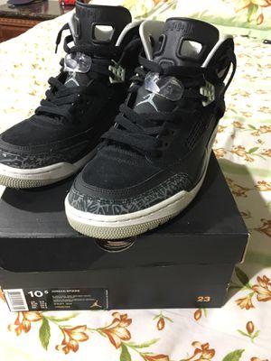 Air Jordan spizike all black for Sale in Nashville, TN