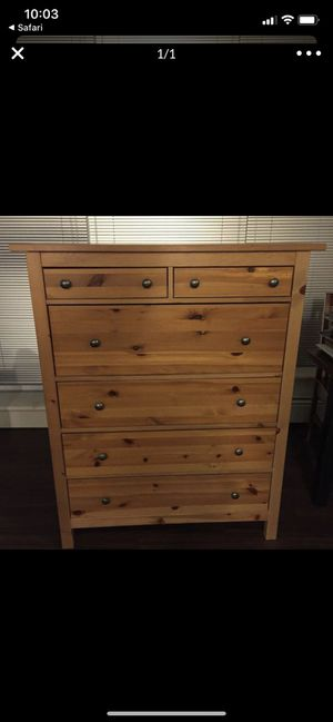 Photo Ikea hemnes dresser