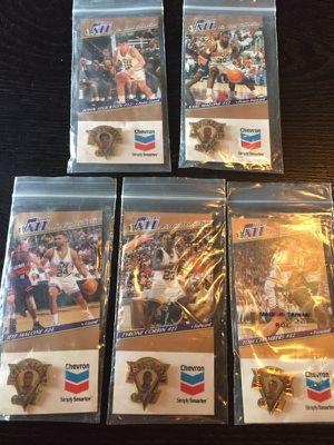 92-93 Utah Jazz Pins for Sale in Salt Lake City, UT