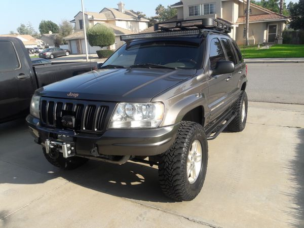 1999 Jeep Grand Cherokee Wj Overlander 4x4 For Sale In Menifee Ca