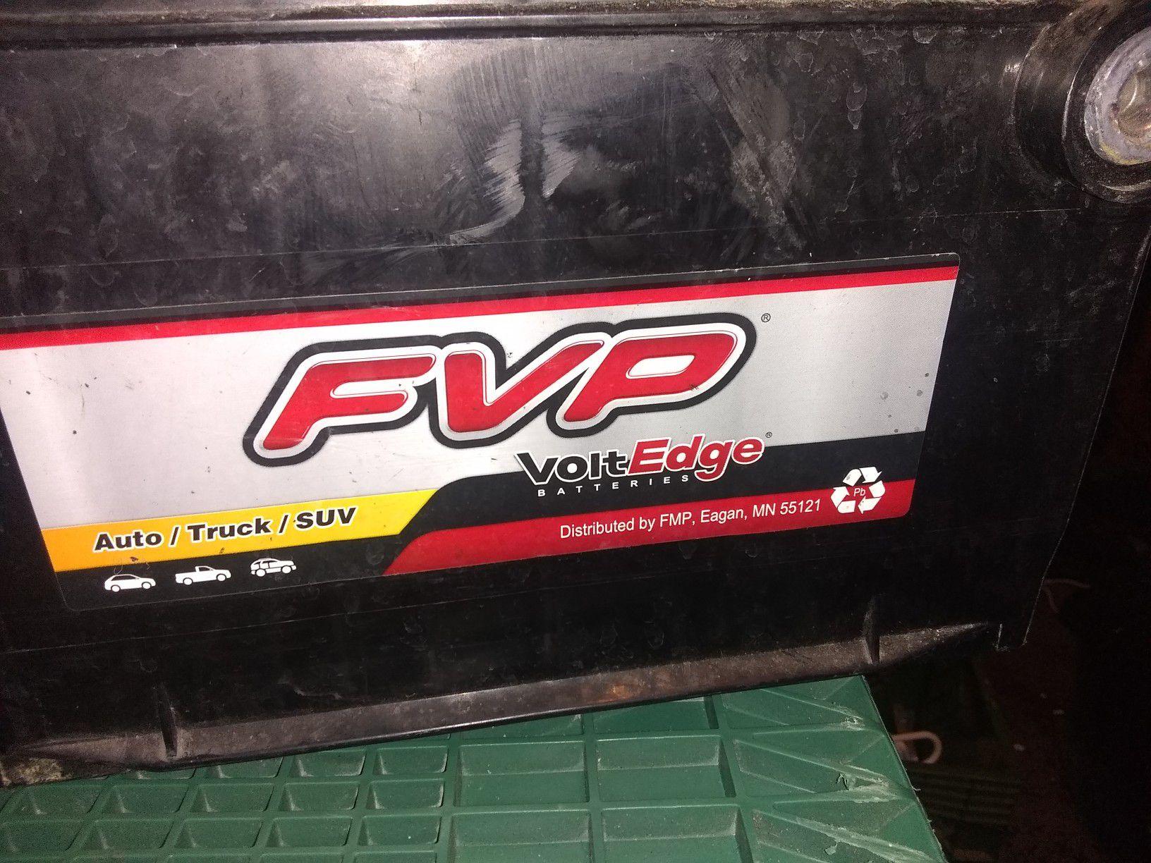 Fvp battery basically new