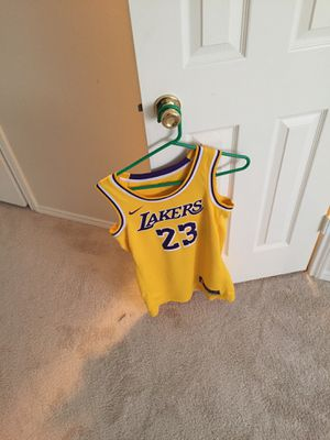LeBron Nike Lakers Jersey for Sale in Arlington, TX