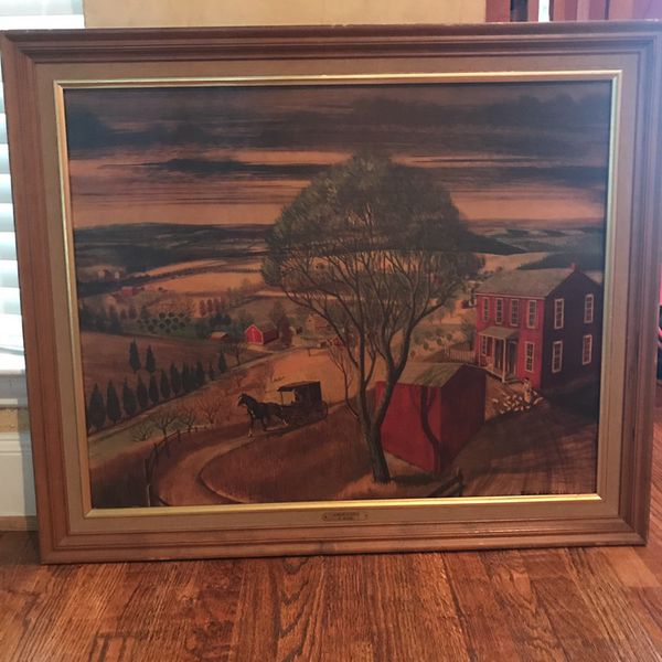 Americana by R Massie Turner Wall Accessory for Sale in Plano, TX ...