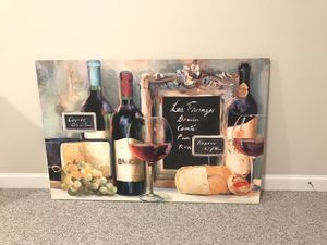 Canvas painting for Sale in Alexandria, VA