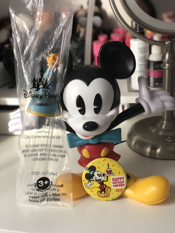 Mickey Mouse Disney 90th Birthday Sipper