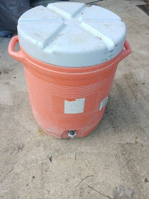 Jobsite cooler for Sale in Silver Spring, MD