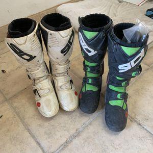 Photo Sidi boots