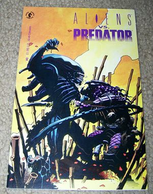 Aliens and Predator Comic Book Set for Sale in Germantown, MD