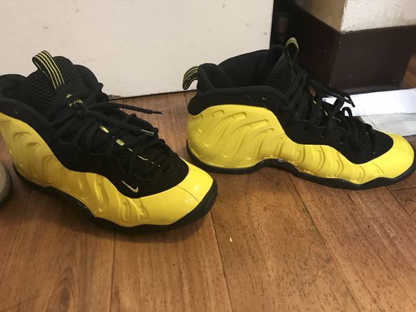 32e6bb56c613a Nike foamposites gone fishing (Clothing   Shoes) in Davenport