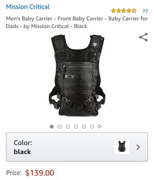 8e1cb719069 Baby carriers for Sale in Louisiana - OfferUp