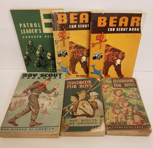 Antique Boy Scouts of America Books for Sale in San Diego, CA