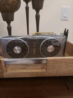 Nvidia rtx 2080 founders edition brand new Thumbnail