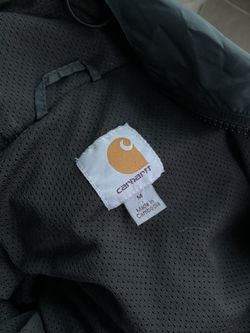 Carhartt hoodie/windbreaker Thumbnail