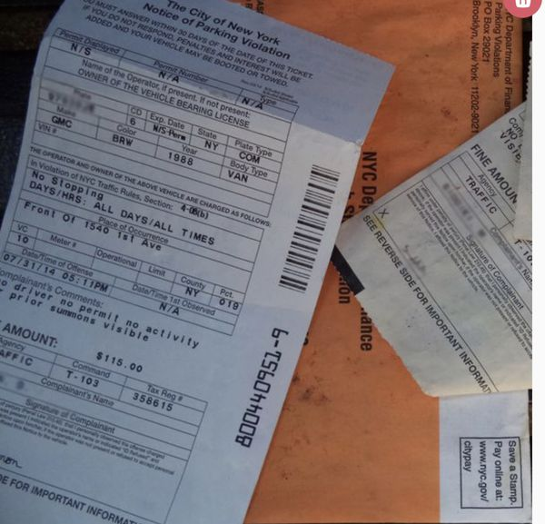 Need Your Parking Ticket Paid For Sale In Yonkers Ny Offerup