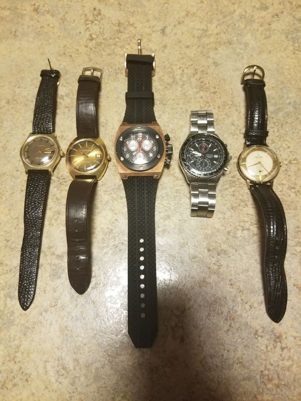 Vintage Watches For Sale >> Vintage Watches For Sale In Clayton Nc Offerup