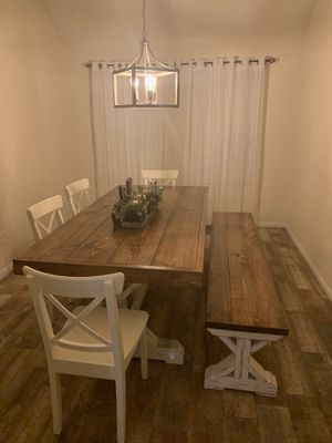 New And Used Dining Tables For Sale In Conroe Tx Offerup