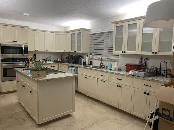 kitchen cabinets for sale in miami, fl - offerup