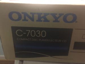 Onkyo C-7030 for Sale in Fairfax, VA