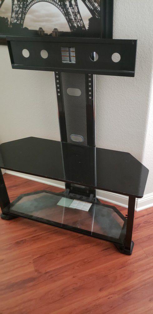 Swivel Floor Tv Stand