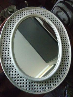 36 inch oval shaped mirror for Sale in Washington, DC