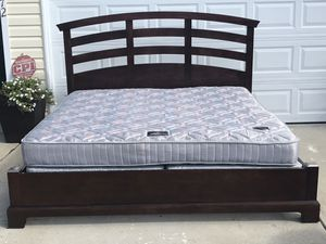 Platfor Bed Frames Sold In Raleigh