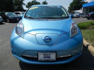 2015 Nissan LEAF SV Fwd Electric Zero Emissions for Sale in Fairfax, VA