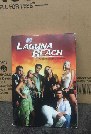 Laguna Beach 2nd Season boxset for Sale in Washington, DC