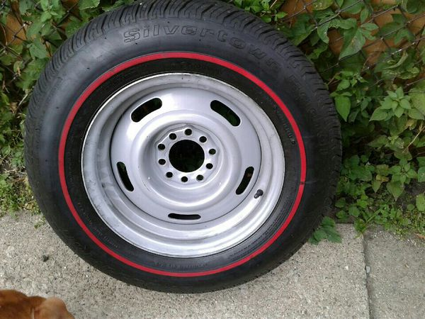 Red Line Tires >> Redline Tires And Rally Wheels For Sale In Chicago Il Offerup
