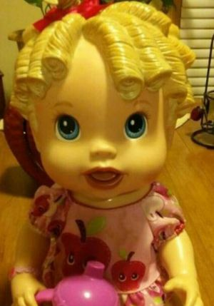 Baby all gone BABY ALIVE, used for sale  Wichita, KS