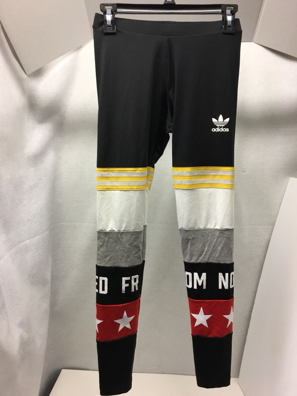 33d9f0d86e63d Adidas X Rita Ora Womens Banned From Normal Leggings Originals Size