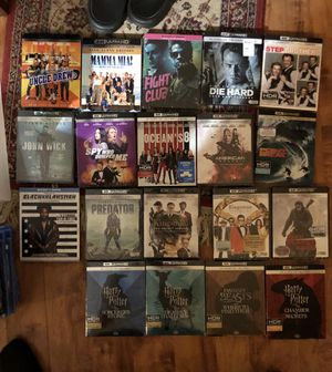 Movies , movies , toys and more toys !!! And lots of other cool stuff !! for Sale in Houston, TX