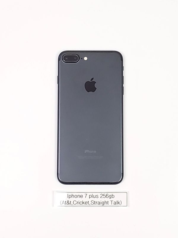IPhone 7 Plus 256gb (AT&T, Cricket, Straight Talk) for Sale in Tucker, GA -  OfferUp