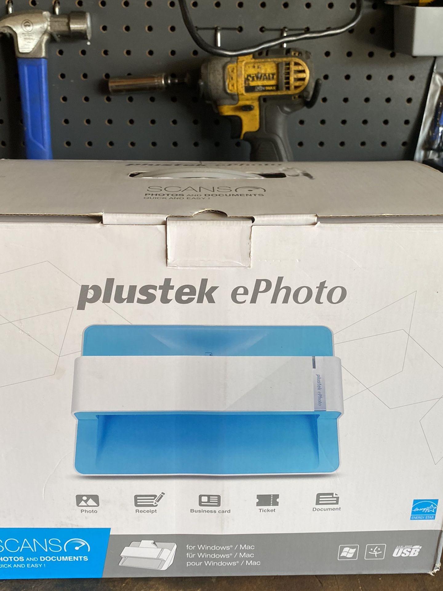 Plustek Photo Scanner - ephoto Z300