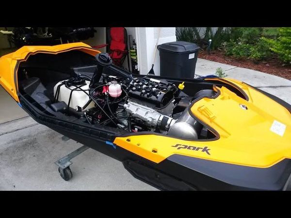 Seadoo spark tuning 60 to 90 or 60 to 110 tune sea doo for Sale in