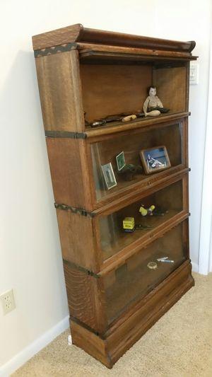 Bookcase stackable for Sale in Alexandria, VA