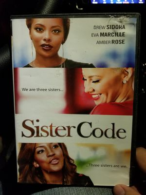 Dvd movie Sister code for Sale in Mount Rainier, MD