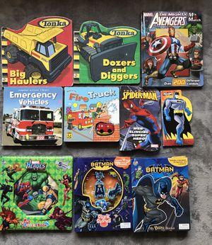 Lot Of 10 Boys Children Board Books for Sale in Alexandria, VA