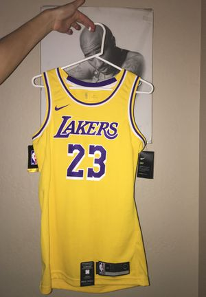 2c9b1e11d14c New and Used Lakers jersey for Sale in Avondale