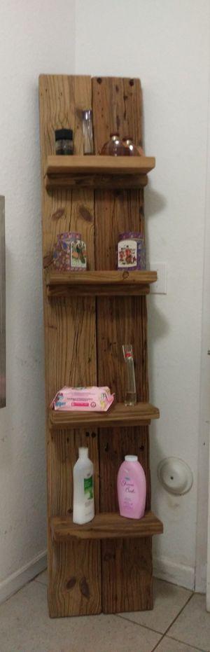 Wooden shelf for Sale in Opa-locka, FL